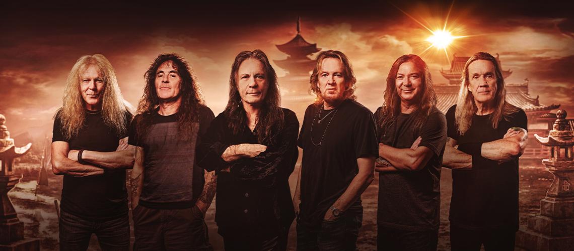 """""""Senjutsu"""" é o Novo Álbum dos Iron Maiden e Será Editado em Setembro"""