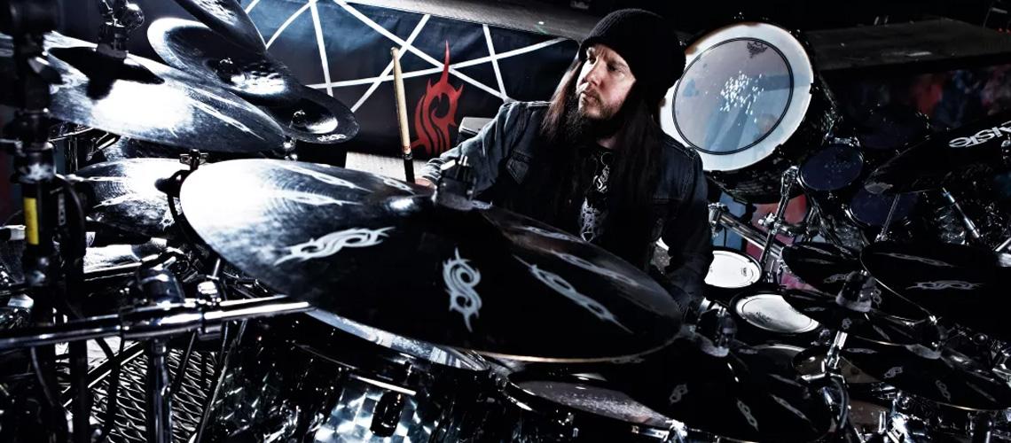 Joey Jordison: O Homem Que Levou o Blast Beat Para o Mainstream