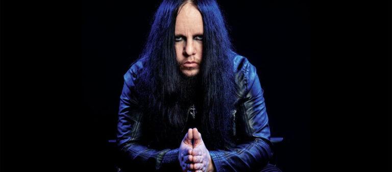 R.I.P. Joey Jordison, ex-baterista e membro fundador dos Slipknot