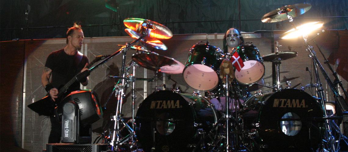A Noite em que Joey Jordison Salvou os Metallica