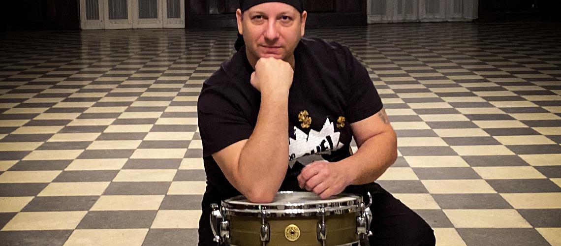 Gretsch Drums Apresenta Gergo Borlai Signature Snare Drum