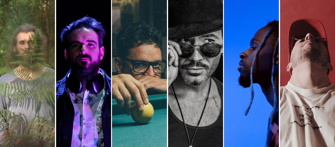 Viriatada Julho #1: Moullinex, damn sessions, Regula, Paulo Praça, Entre Outros