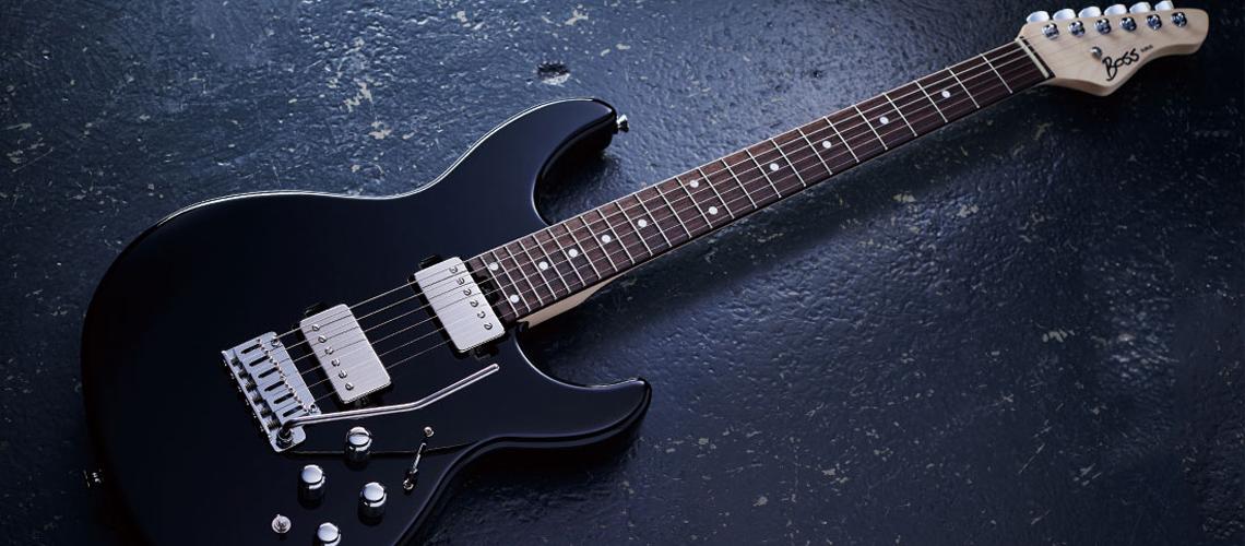 SUMMER NAMM 2021: EURUS GS-1, A Primeira Guitarra Electrónica da BOSS