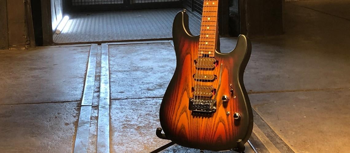 Charvel Guitars Lança Demónios de Velocidade com a Assinatura de Guthrie Govan e Rick Graham