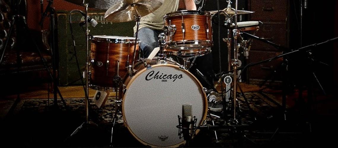 Chicago Drum Company, Kits Inspirados nos Modelos Retro da Slingerland