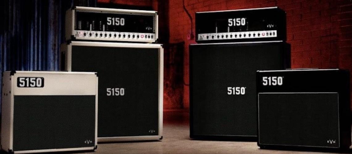 SUMMER NAMM 2021: EVH Gear 5150 Iconic Series