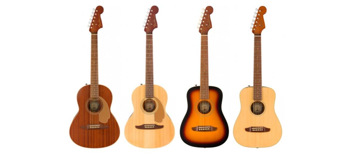 SUMMER NAMM 2021: Fender California Mini