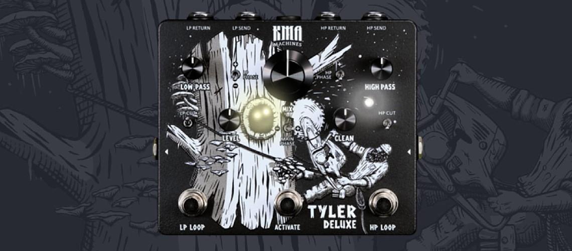 Tyler Deluxe, KMA Machines
