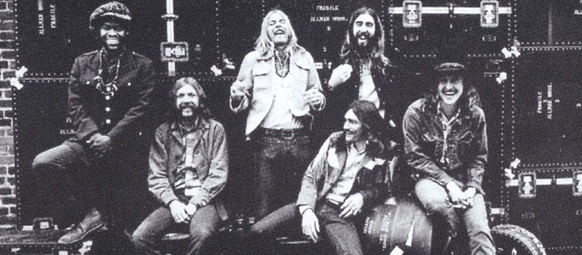 "Allman Brothers, Os 50 Anos de ""At Fillmore East"""