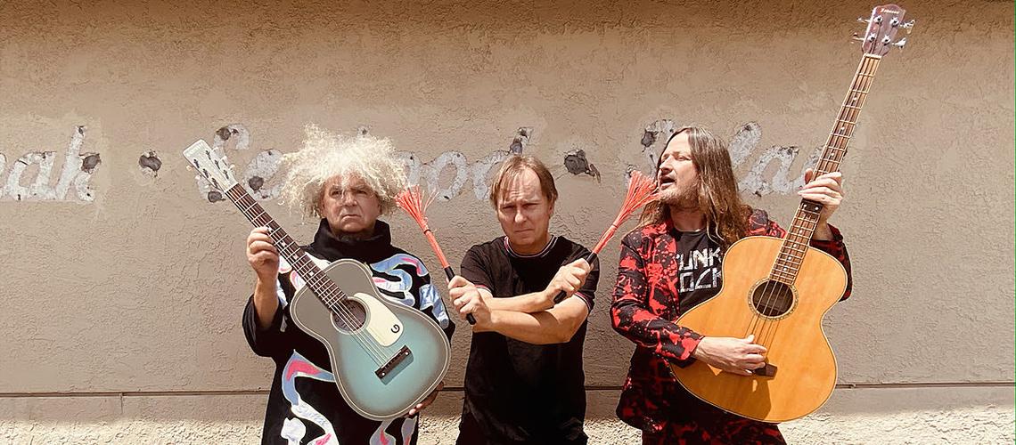 Mais uma Canção da Nova Colectânea Acústica dos Melvins