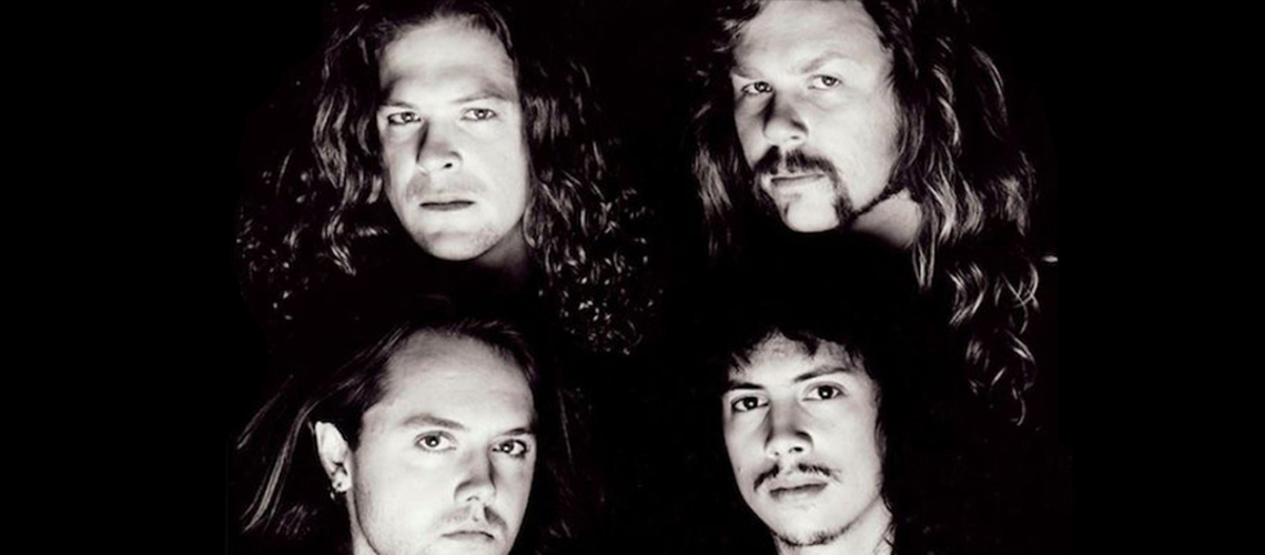 """Metallica: """"Don't Tread on Me (Pre-Production Rehearsal)"""" [October, 4th, 1990]"""