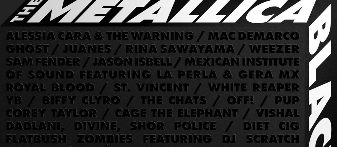 """""""The Metallica Blacklist"""", Três Versões Inesperadas do Tema """"The Unforgiven"""""""