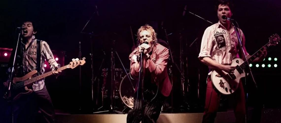 Johnny Rotten Processado por Outros Dois Sex Pistols