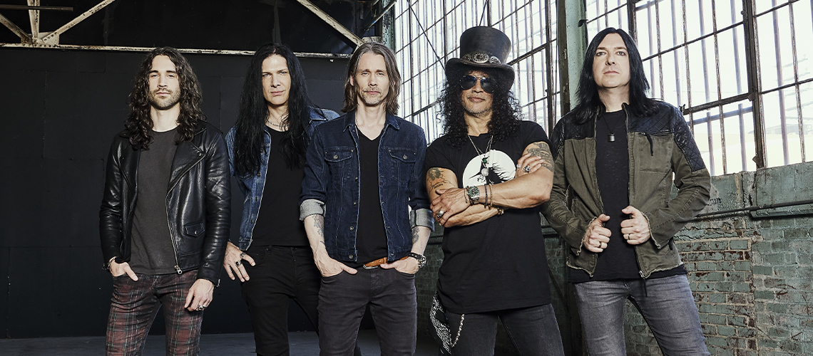 Novo Álbum de Slash feat. Myles Kennedy And The Conspirators Está Pronto