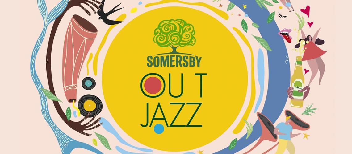 Somersby Out Jazz Está de Regresso aos Jardins de Lisboa