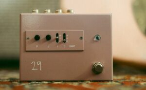 29 pedals oamp