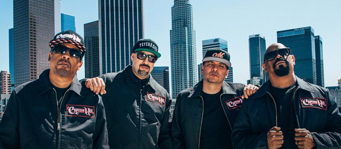 Álbum de Estreia dos Cypress Hill Reeditado em Versão Expandida [Streaming]