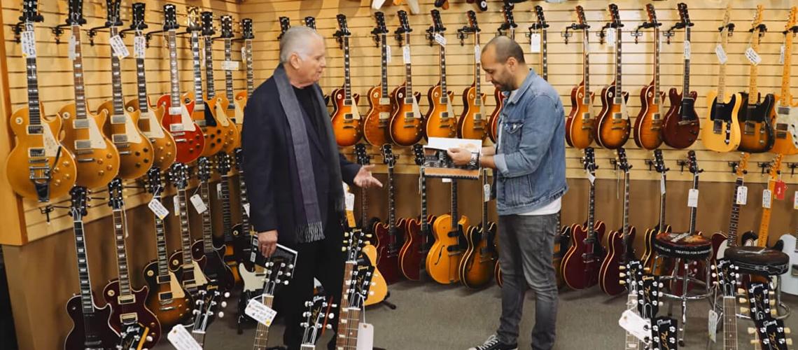 """""""Gibson: The Scene"""": Vê o Programa Sobre História da Música dos EUA"""