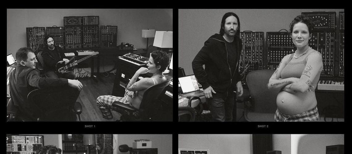 Trent Reznor, Atticus Ross, Dave Grohl e Pino Palladino no Novo Álbum de Halsey [Streaming]