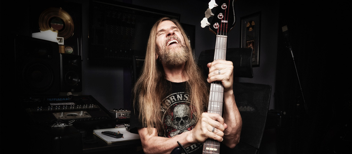 LoMenzo Regressa Aos Megadeth Para Substituir Ellefson