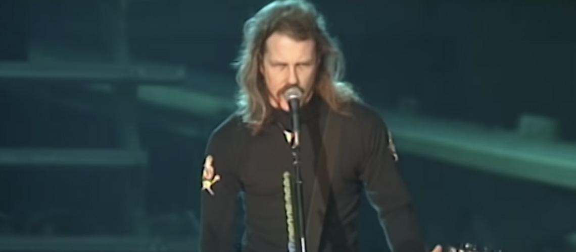 "Metallica: ""Of Wolf And Man"" [Alemanha, 29 de Novembro de 1992]"