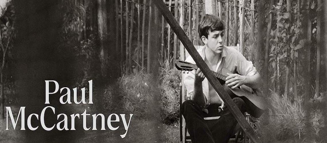 """Paul McCartney Revela as 154 Canções do Novo Livro """"The Lyrics: 1956 To The Present"""""""