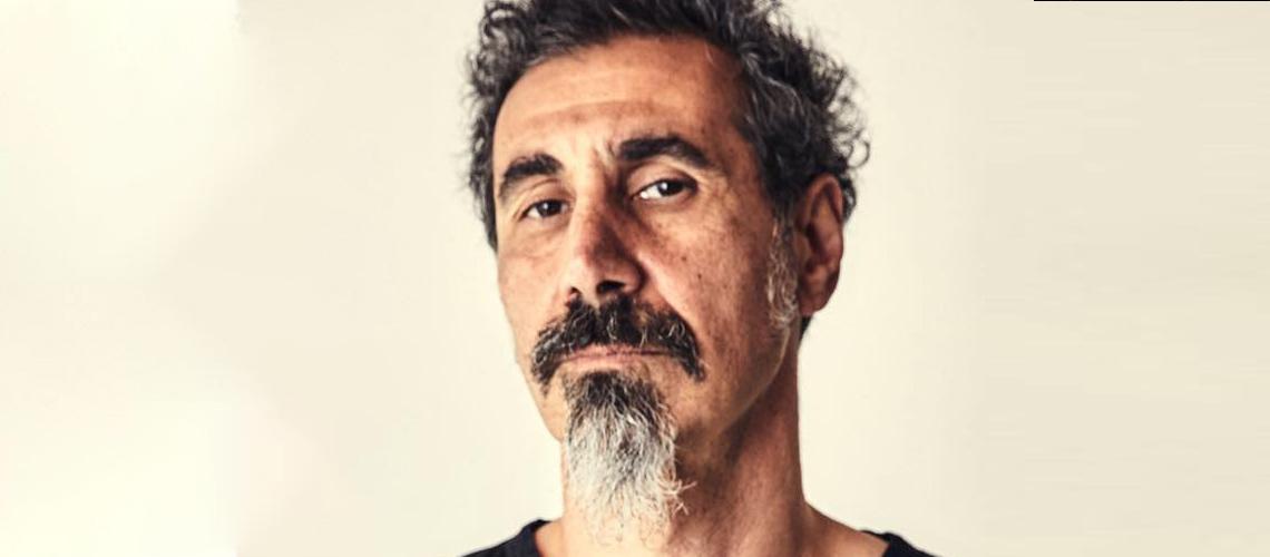 "Serj Tankian Edita Dois Álbuns de Uma Só Vez: ""Cinematique Series"" [Streaming]"