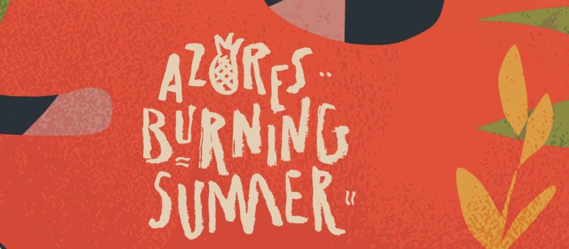 Eco Festival Azores Burning Summer, Música Portuguesa em Destaque