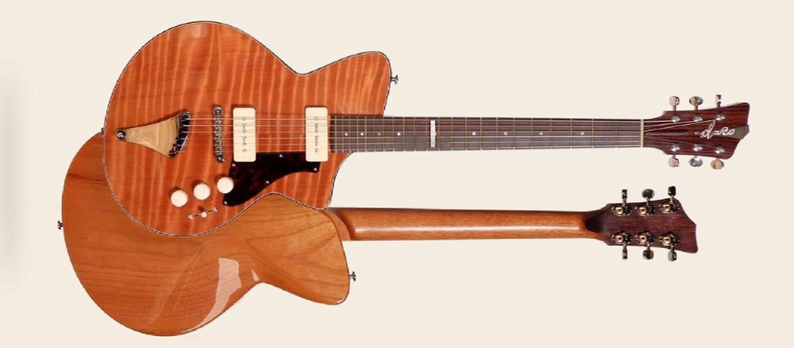 Apenas Um Exemplo das Maravilhosas Daro Guitars
