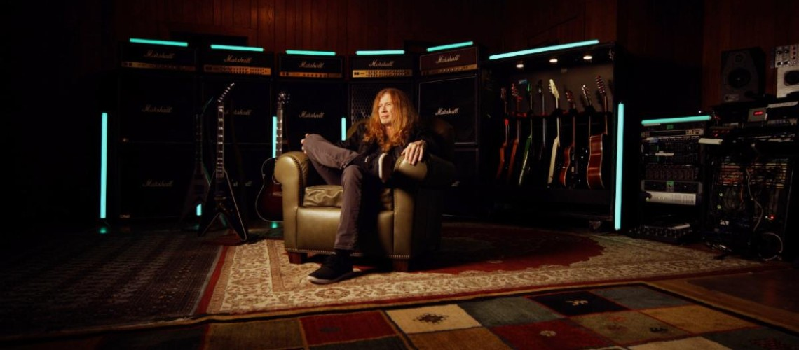 Gibson TV, Icons: Dave Mustaine