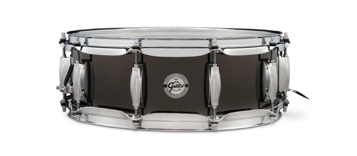Gretsch Drums, Tarolas Full Range Ganham Modelo 14×5