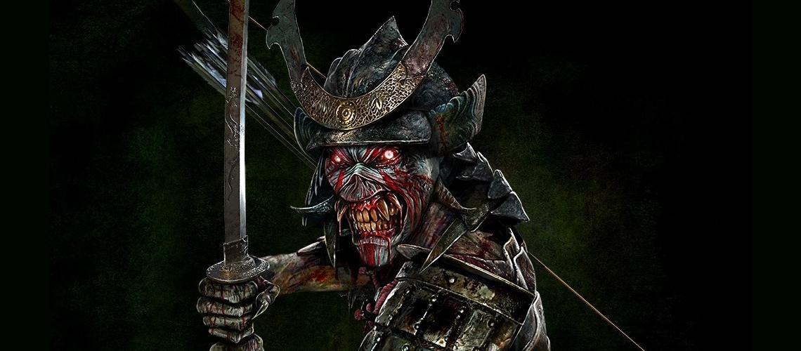 """Iron Maiden Lançam Versão Cheia de Efeitos do Vídeo Para """"The Writing On The Wall"""""""