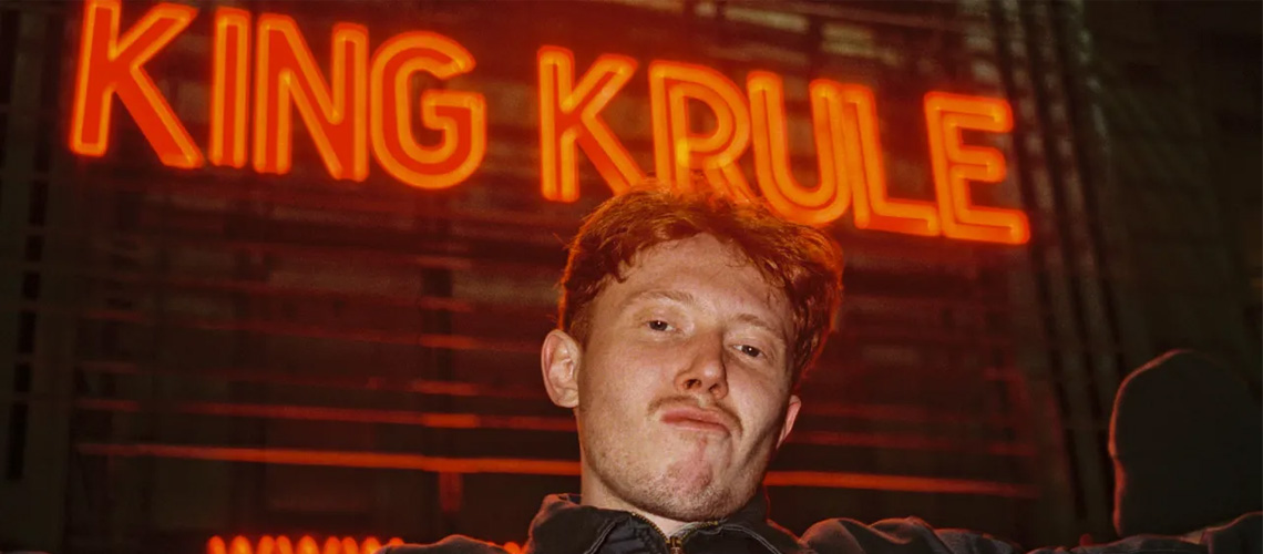King Krule com Álbum ao Vivo a Caminho