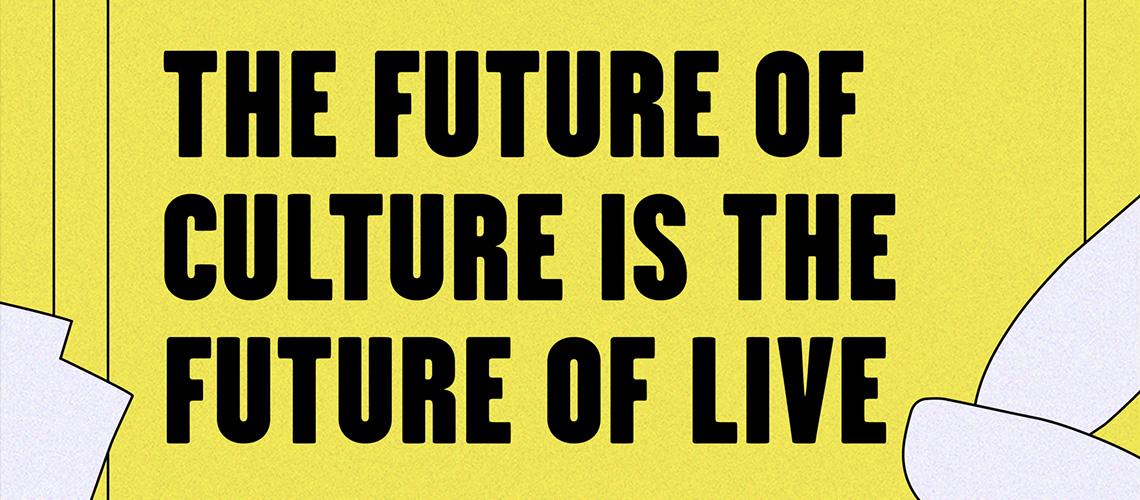 """MIL Revela Programa da Convenção """"O futuro da Cultura é o Futuro do Ao Vivo"""""""