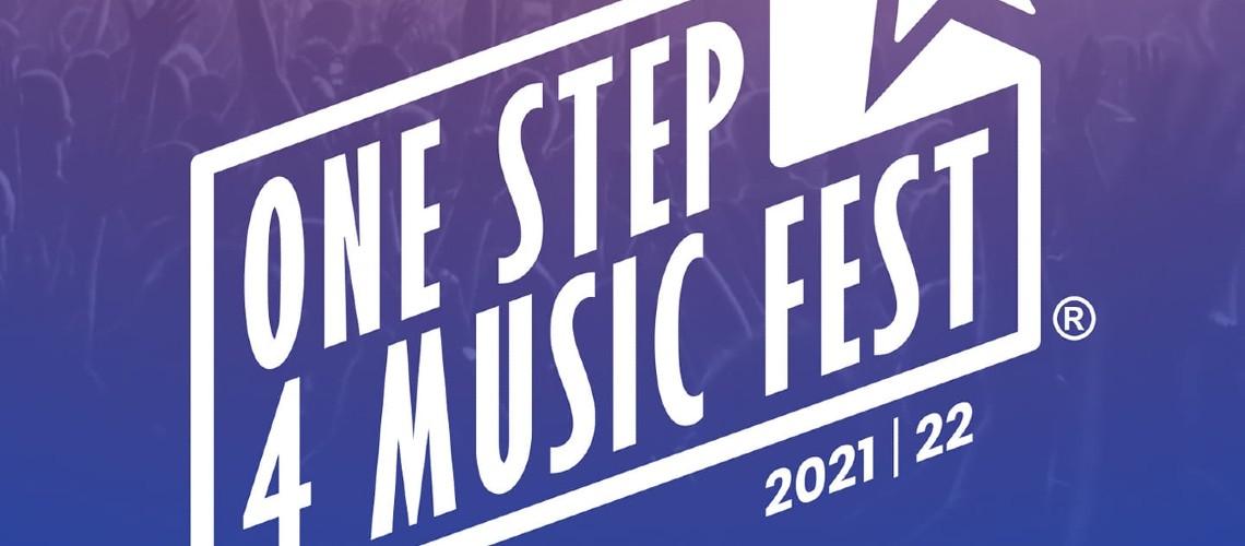 One Step 4 Music Fest Procura Novos Talentos Para os Levar aos Grandes Festivais