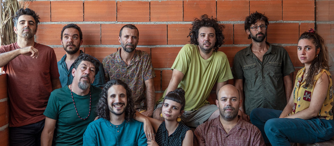 Gaia World Music Reúne Música Tradicional do Norte e da Galiza