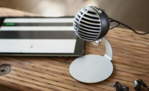 shure podcast micro