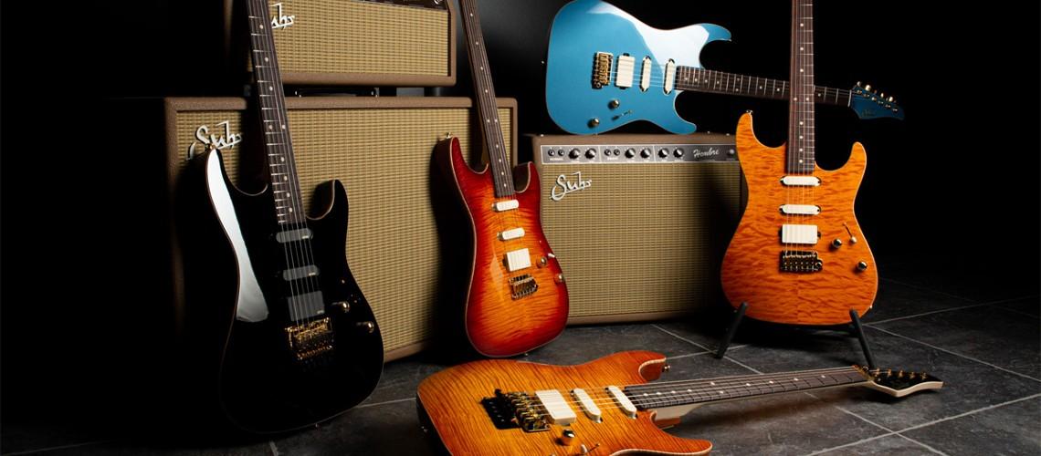 Suhr Guitars Regressa às Origens Com a Gama Standard Legacy