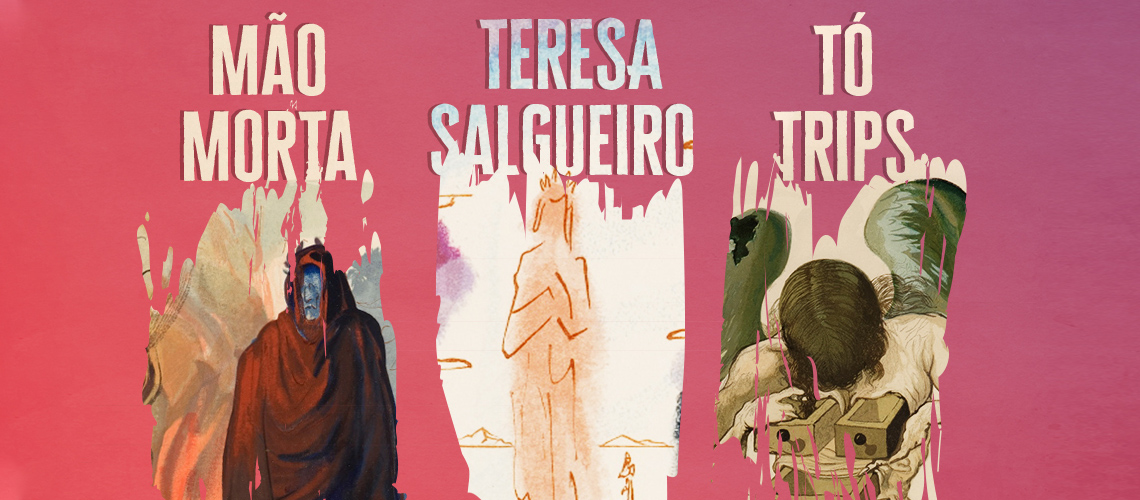Dante, Dali, Teresa Salgueiro, Tó Trips e Mão Morta Juntos numa Experiência Imersiva