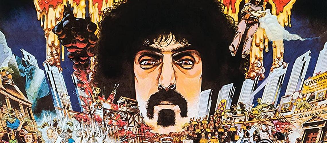 """Frank Zappa: Documentário """"200 Motels"""" Recebe Reedição de Luxo"""