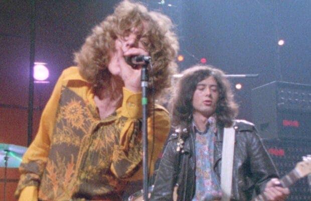 """""""Becoming Led Zeppelin"""", Novo Documentário Estreia em Veneza"""