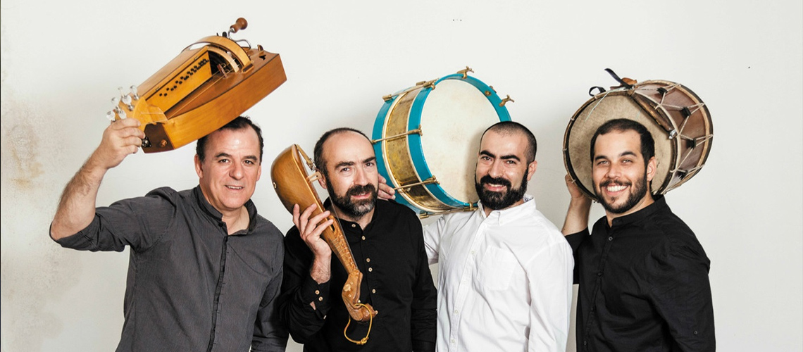Música Folk Invade Cidade da Maia