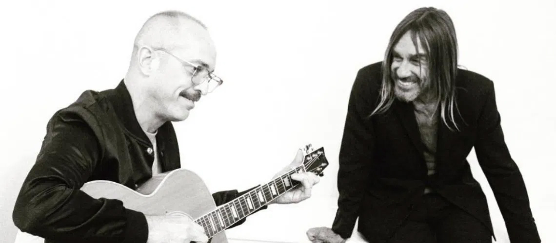 "Iggy Pop e Matt Sweeney Fazem Versão de ""European Son"" [Velvet Underground]"