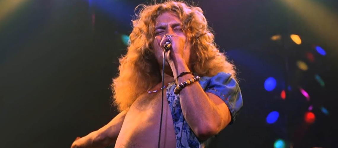 "Máquina do Tempo: ""Rock and Roll"" de Led Zeppelin em Madison Square Garden [1973]"