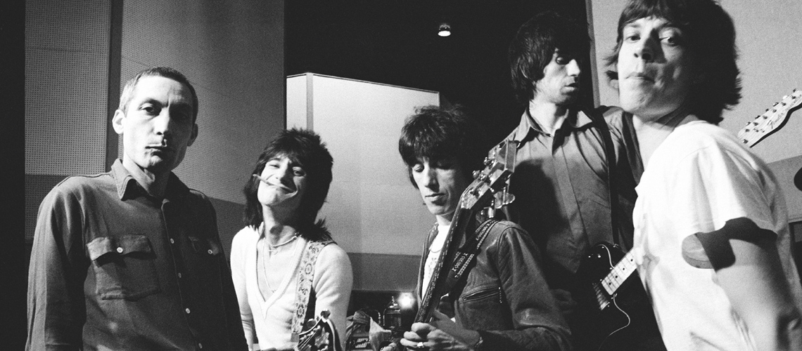 """Rolling Stones: Novo Vídeo Para Inédito """"Living In The Heart Of Love"""""""