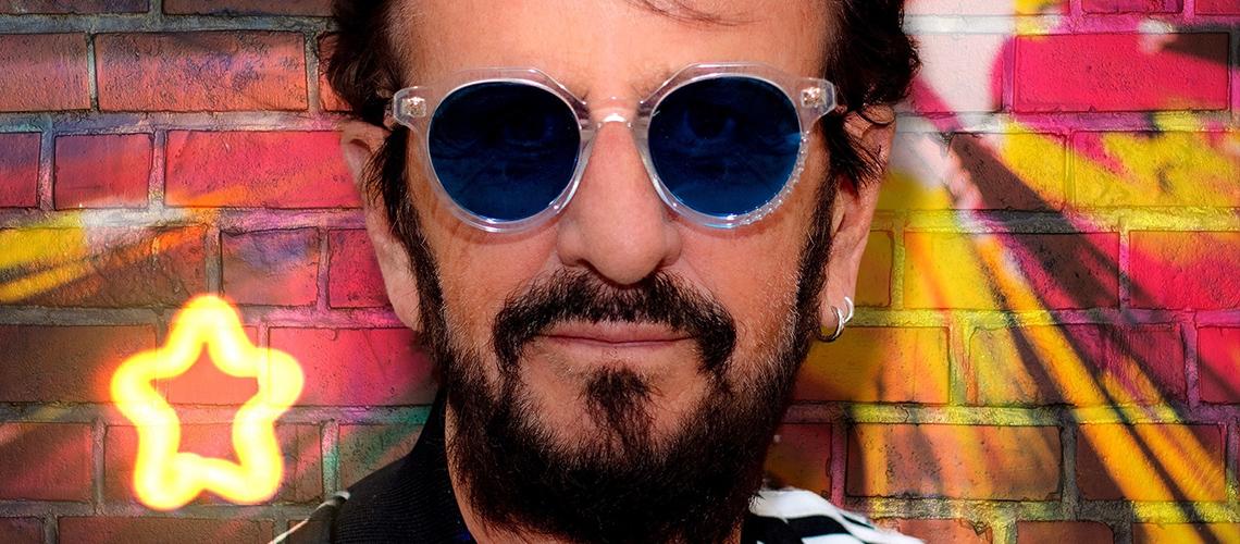 "Ringo Starr Tem Novo EP, ""Change The World"" [Streaming]"