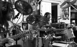 Taylor Hawkins e Dave Navarro