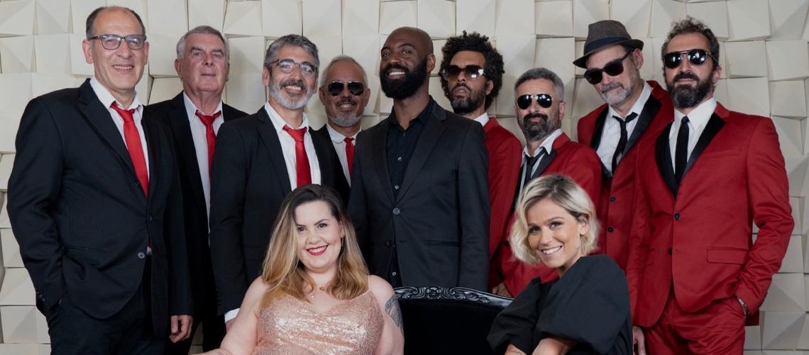 """""""The Cotton Christmas"""": Clássicos de Natal por Aurea, Cais Sodré Funk Connection e NBC"""