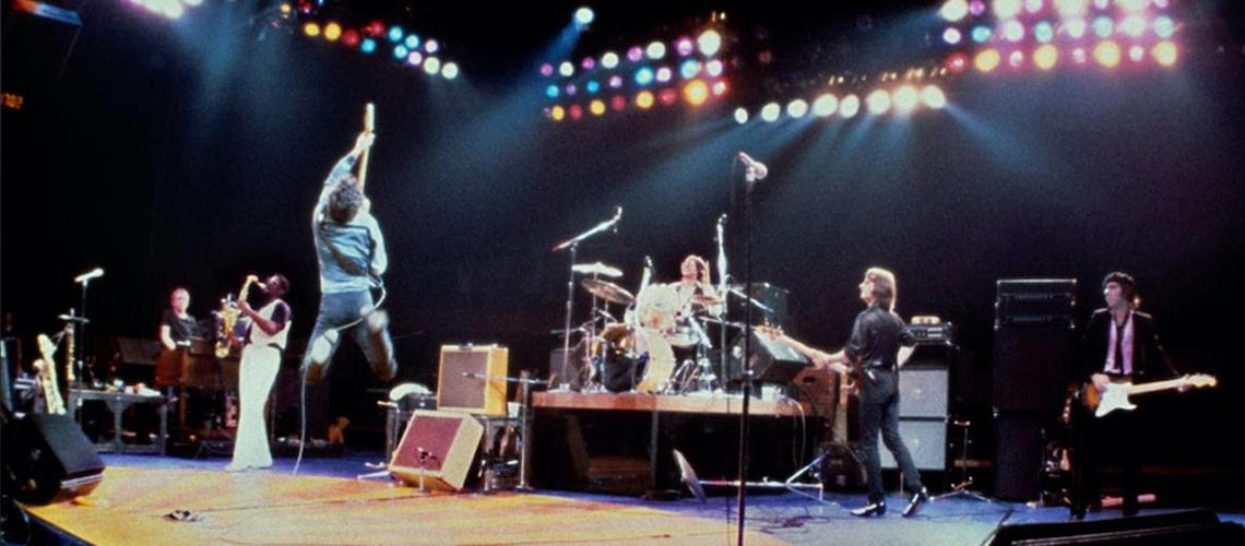"Bruce Springsteen Vai Editar ""The Legendary 1979 No Nukes Concerts"""
