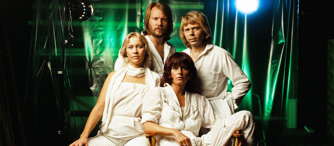 Os ABBA Estão de Volta Com um Concerto Revolucionário e um Novo Álbum de Estúdio